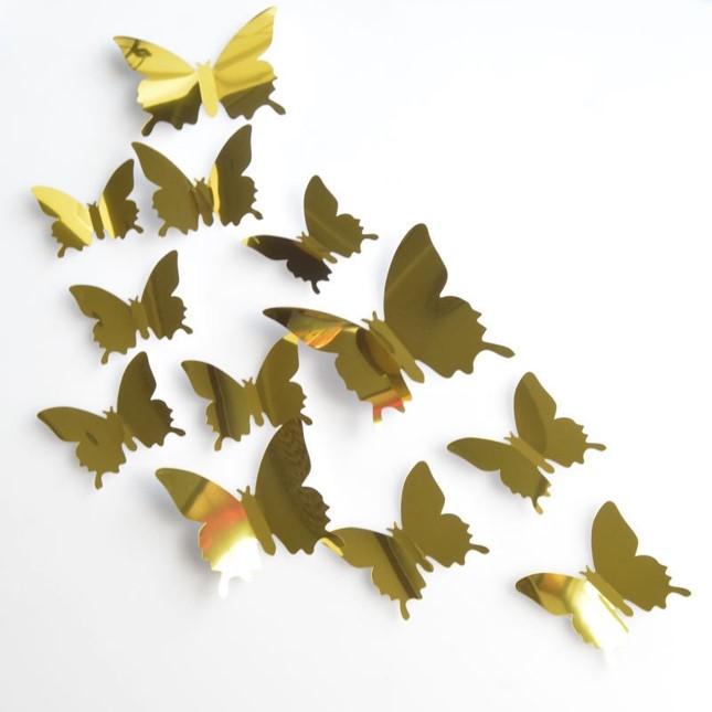 butterfly wall stikcers