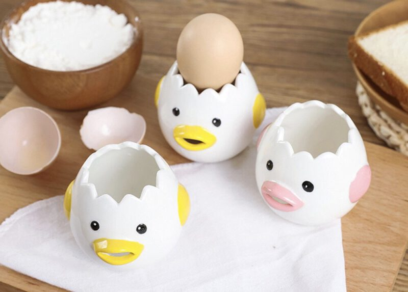egg yolk separator